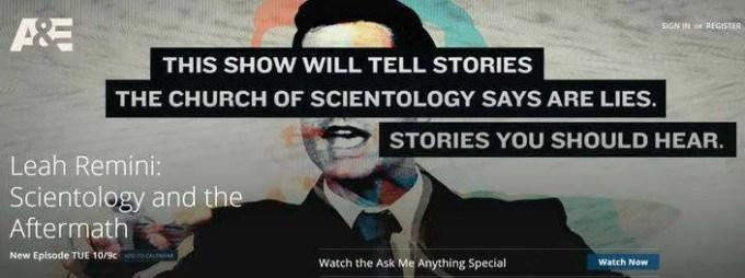Scientology Aftermath