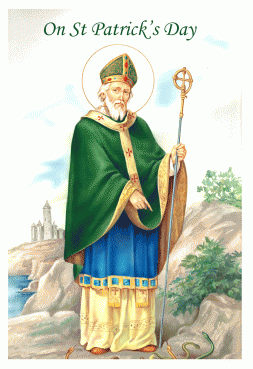 St Patricks Day Archives Religious Cards