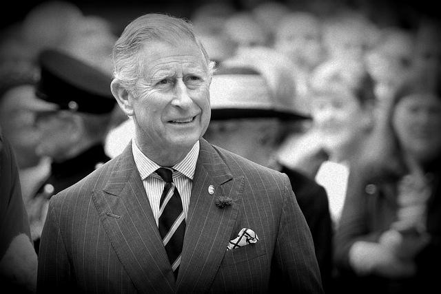 Prince Charles - Photo by Dan Marsh (Flickr) Creative Commons