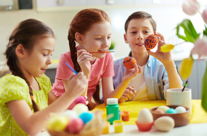Stock Photo - illustration of Christian preschool
