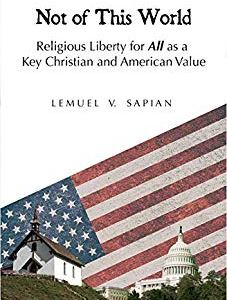 Lemuel V. Sapian releases new book on America's religious freedom divide