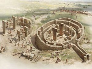 Cooperation at Gobekli Tepe circa. 10,000 BCE?