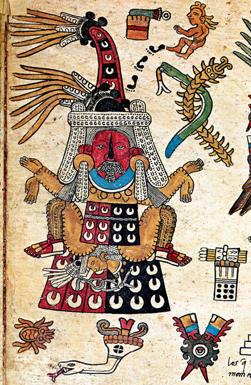 Dressing in Skins of Gods: New Approaches to Aztec Religion