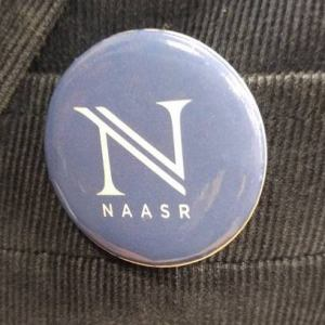 Be sure to wear your NAASR button! Photo thanks to NAASR.