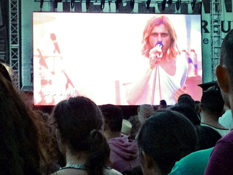 Aaron Bruno of AWOLNATION killing it at SSMF.
