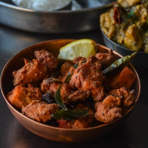 Chicken 65 – Restaurant Style