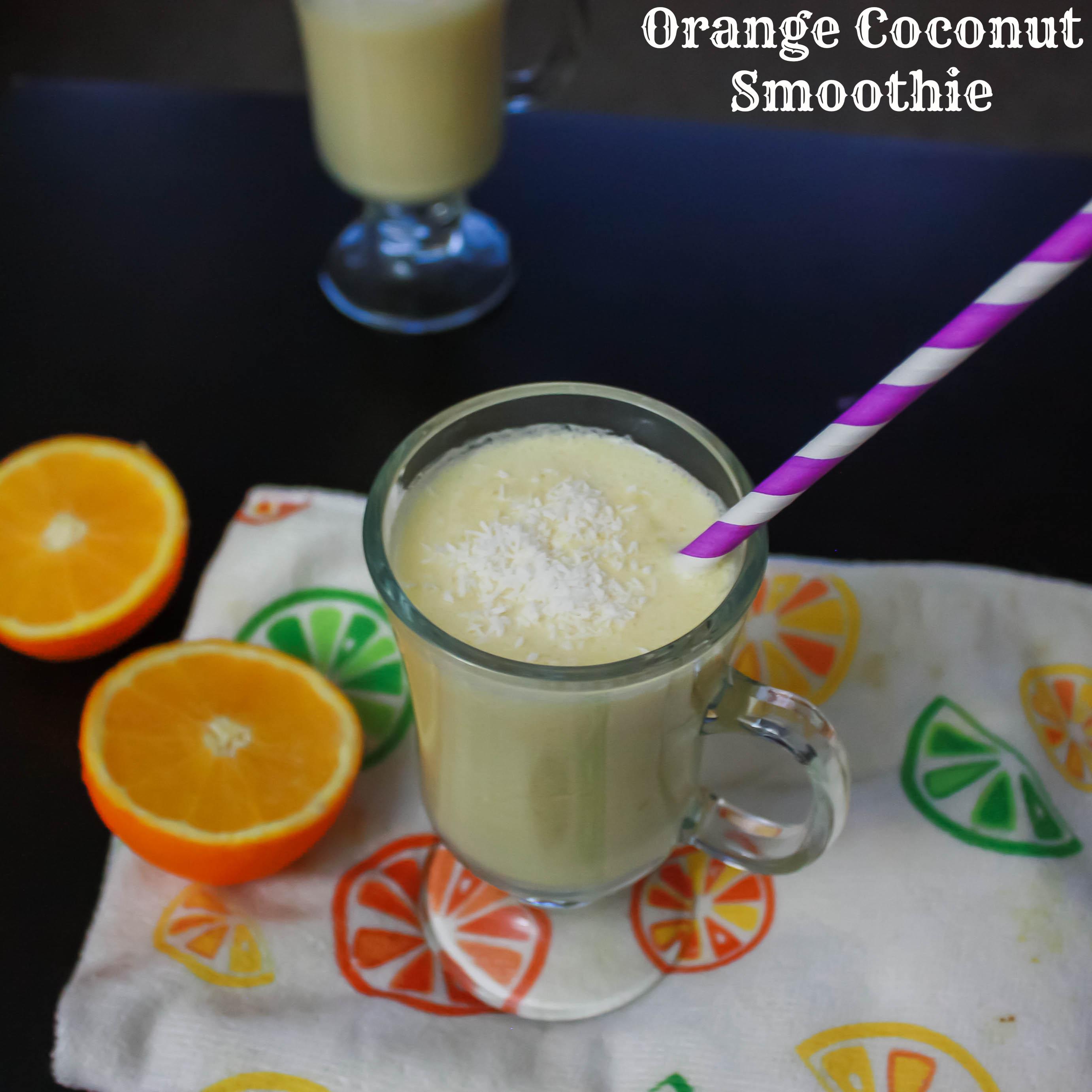 Orange Coconut_Smoothie_1pic_Relishthebite-2-2