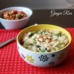 Ginger Rice