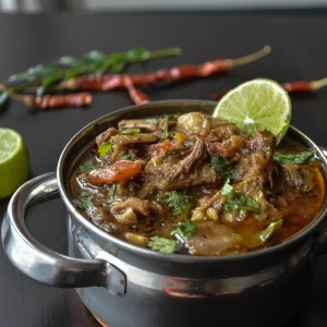 Kadai Ghost / Lamb Curry