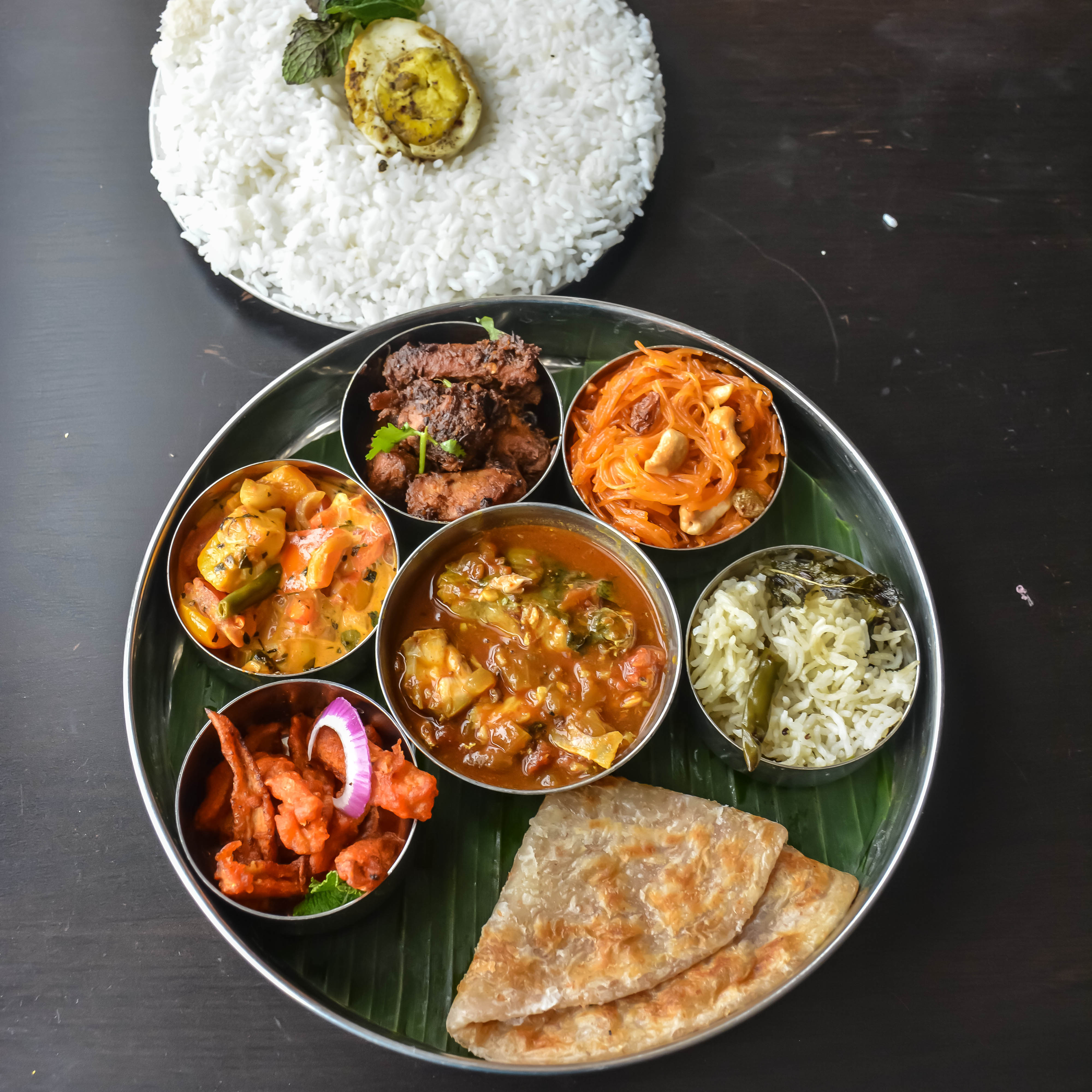 Home Style Fish Curry Coconut Butter Chicken Roast Malai