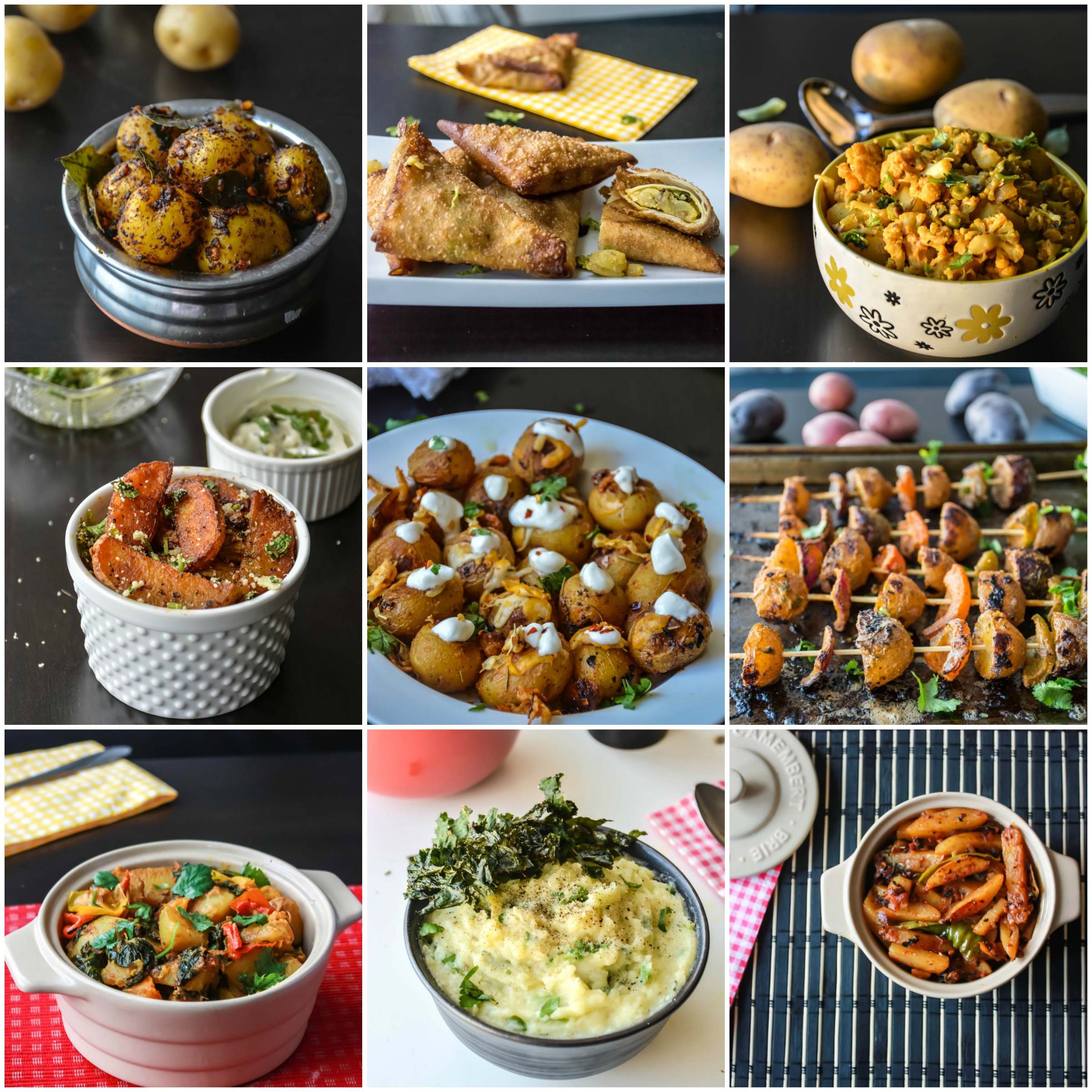 Mouthwatering Vegetarian Potato Recipes You Need To Try