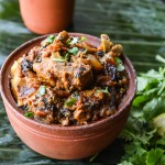 Lamb Spinach Curry/ Saag Gosht