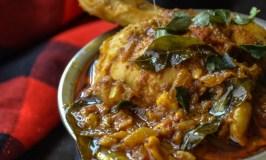 Madurai Chicken curry/kuzhambu