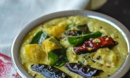 Parangikai paal Kootu/ Yellow Pumpkin milk based curry