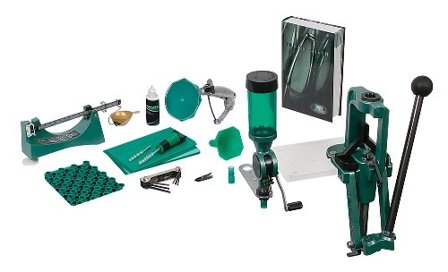 RCBS Rock Chucker Supreme Press Master Reloading Kit
