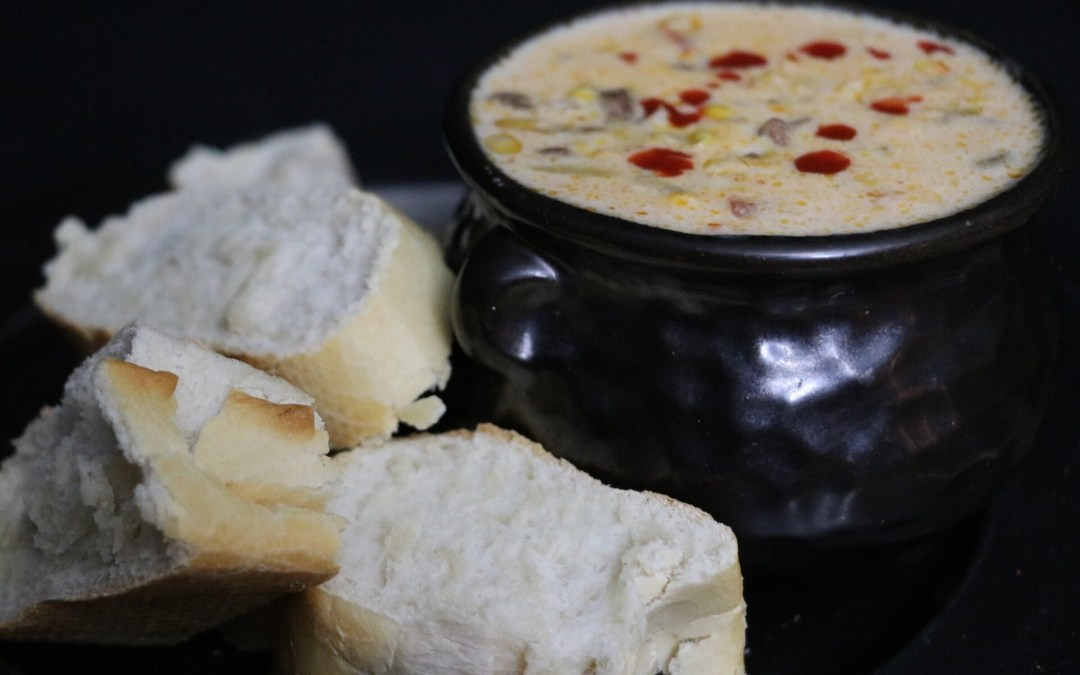 DOUBLE ACTION Corn Chowder