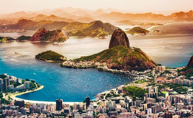 סגנון דיבור וניהול שיחה בברזיל