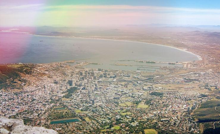 דרום אפריקה ֹֹ– מערכת המשפט ושיעורי הפשיעה