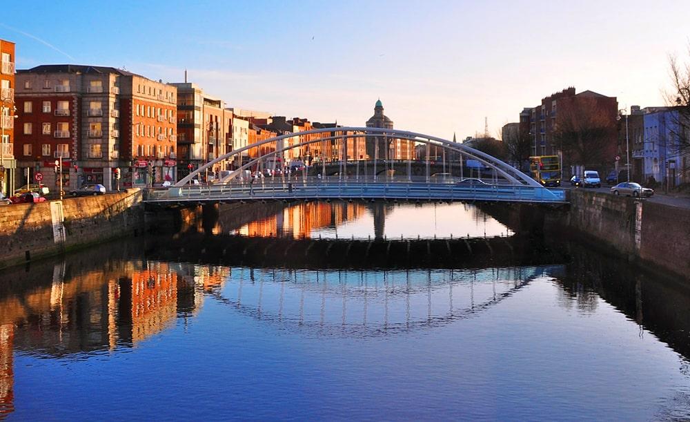 אירלנד – מערכת היחסים הכלכלית עם ארצות הברית