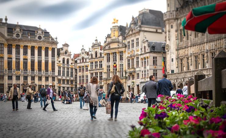 בלגיה – לבוש
