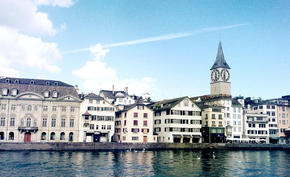 שוויץ – תפיסת הזמן