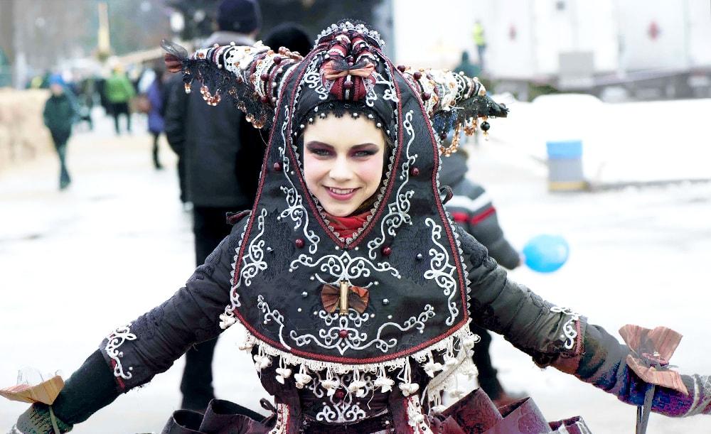 סגנון לבוש באוקראינה