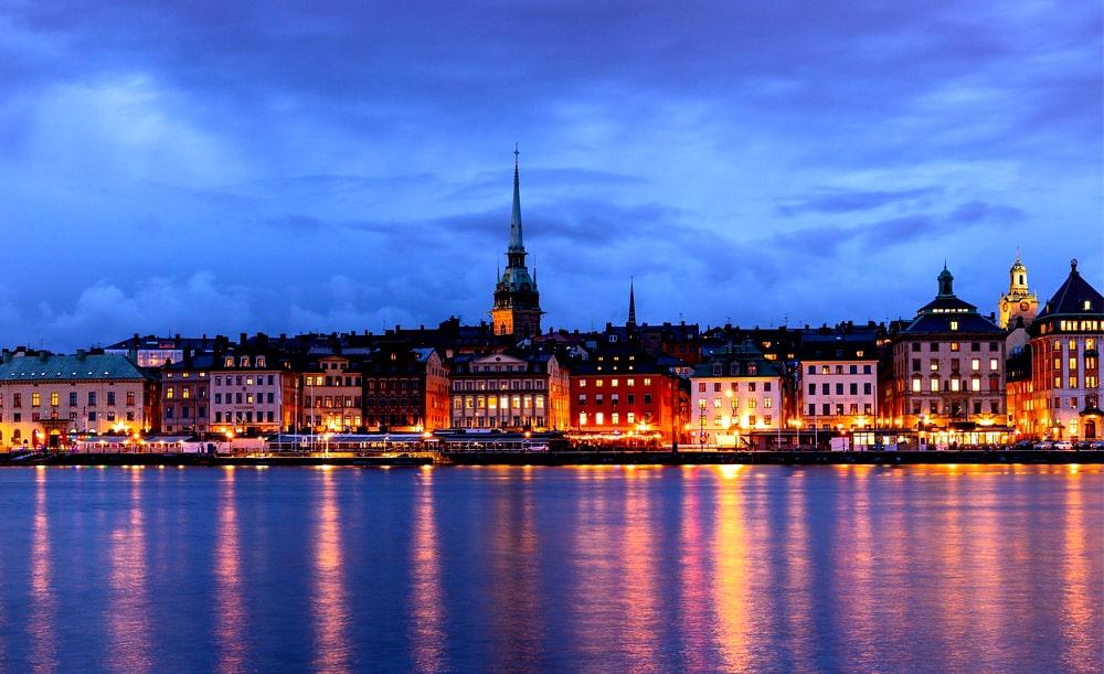 שחיתות מעטה יחסית בשוודיה