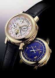 2a6cc598480 Os relógios Patek Philippe são reconhecidos como os mais finos relógios do  mundo.