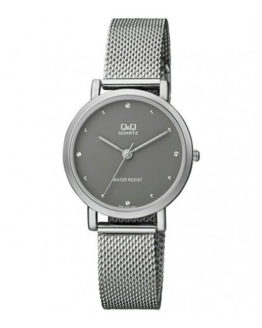 Reloj Q&Q (by Citizen) QA21J232Y Esfera gris