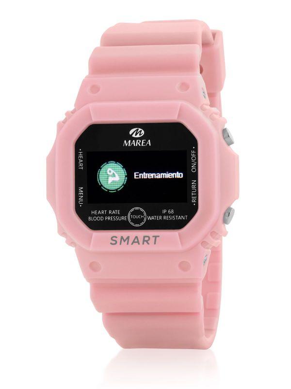 Smartwatch marea rosa