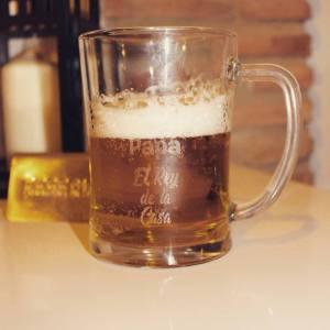 jarra cerveza dia del padre