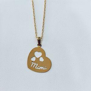 corazon mama oro