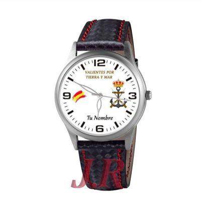 Reloj Infantería de Marina-relojes-personalizados-JR
