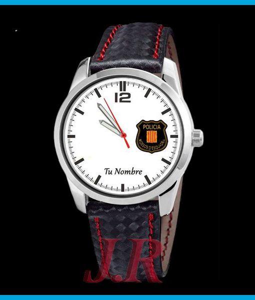 Reloj-personalizado-mossos_desquadra-relojes-personalizados-jr