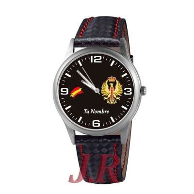 Ejército de Tierra-relojes personalizados jr