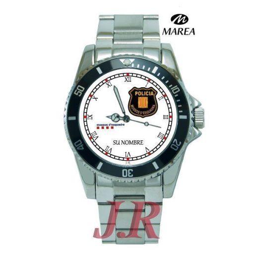 Reloj mossos d'quadra JR E3-Relojes-personalizados