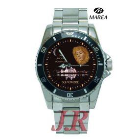 Reloj Virgen del Rocío hombre E5-relojes-personalizados