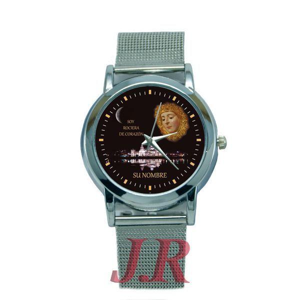 Reloj Virgen Del Rocío Mujer E5 Comprar Relojes Personalizados Jr
