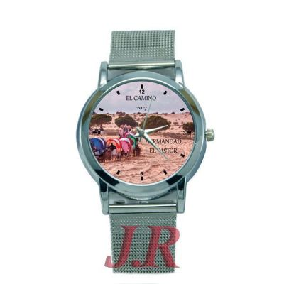 Reloj Rociero El Camino Mujer E6-relojes-personalizados