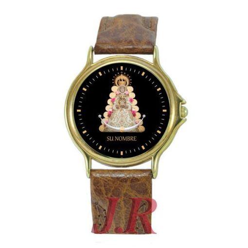 Reloj Virgen del Rocío Hombre E3-relojes-personalizados