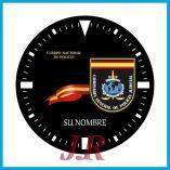Relojes-Emblema-de-la-Comisaría-General-de-la-Policía-Judicial-(CGPJ)-E8