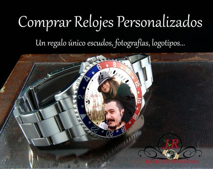 comprar relojes personalizados
