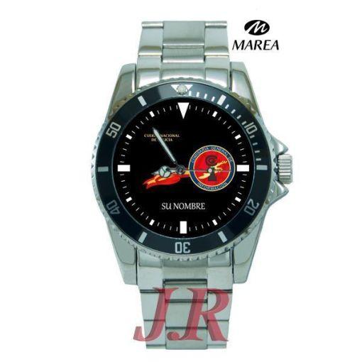 Reloj Policía Nacional CGI-relojes personalizados-jr