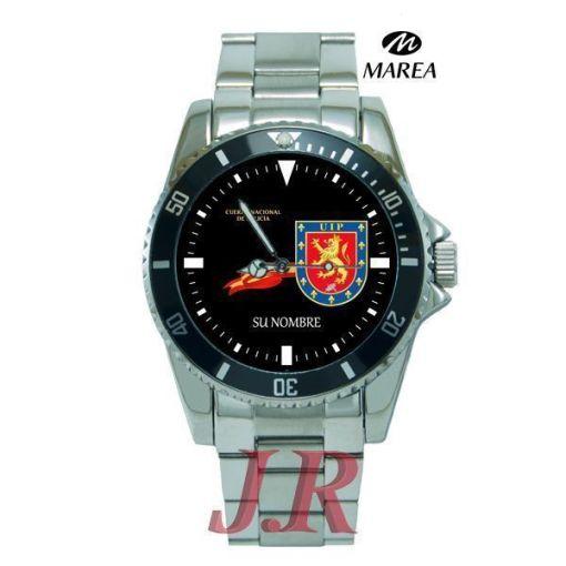 Reloj Policía Nacional UIP-relojes-personalizados-jr