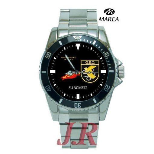 Reloj Policía Nacional GEO-relojes-personalizados-jr