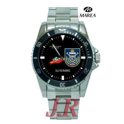 Reloj Policía Nacional SMA-relojes personalizados jr
