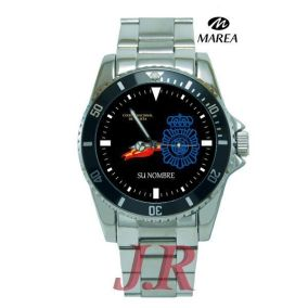 reloj-CPN-Logotipo-del-Cuerpo-Nacional-de-Policía-(CPN)-E30