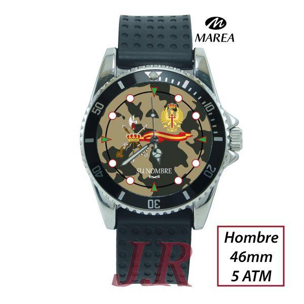 dc8ab080dc4c Reloj Legion Española Camuflaje - Comprar Relojes Personalizados J.R