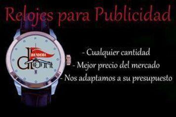 Relojes publicitarias-relojes-personalizados-jr