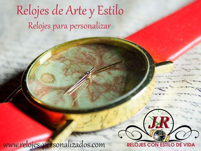 RELOJES DE ARTE